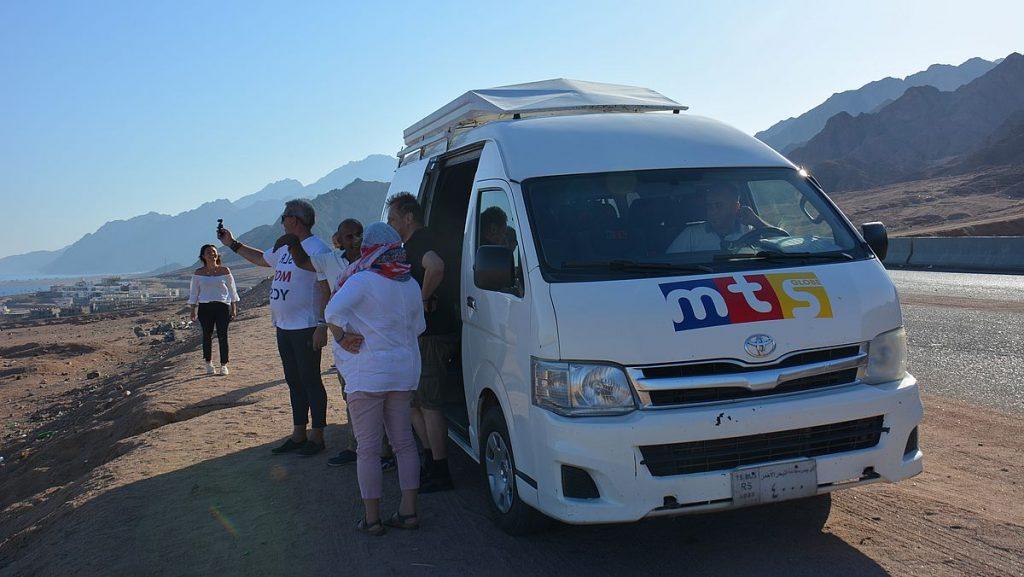 Dagsutflykt från Sharm el Sheikh