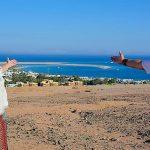 Dahab på Sinaihalvön – dagsutflykt från Sharm el Sheikh