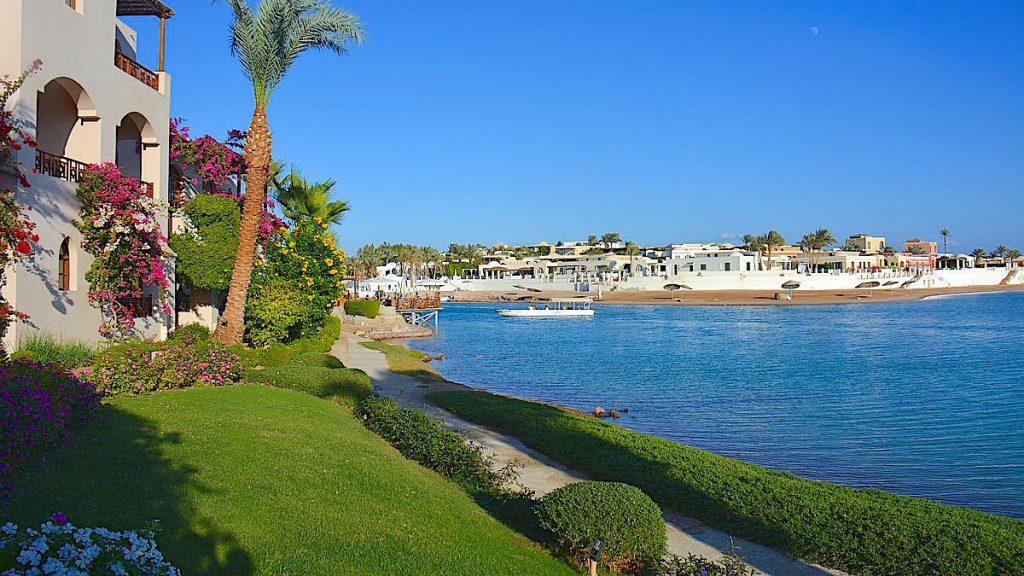Från Stockholm till Hurghada - El Gouna