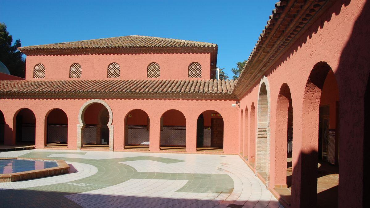 El templo del Sol Spanien