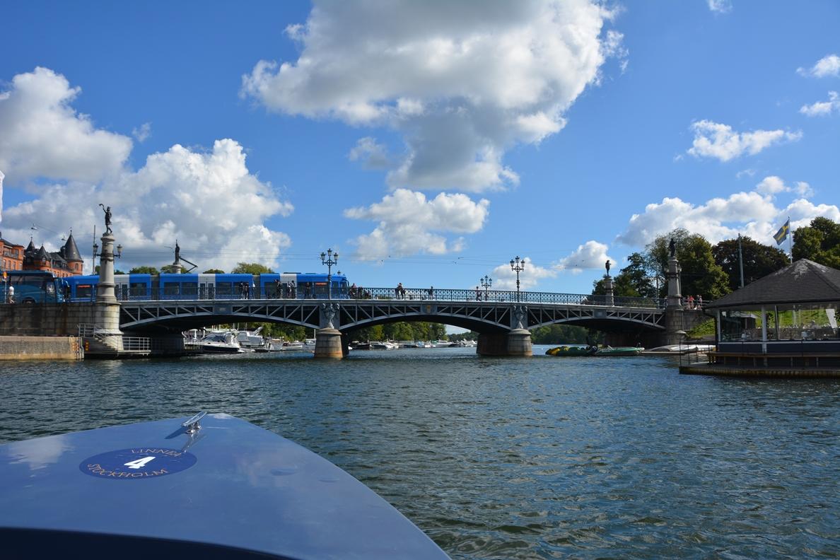 Elbåt Stockholm