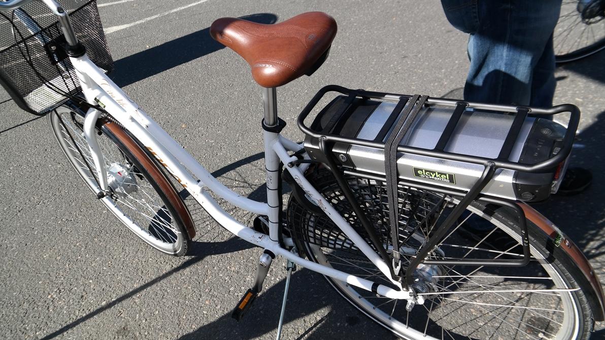 Gör en elcykel av din cykel