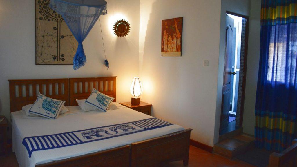 Hotell i Negombo i Sri Lanka