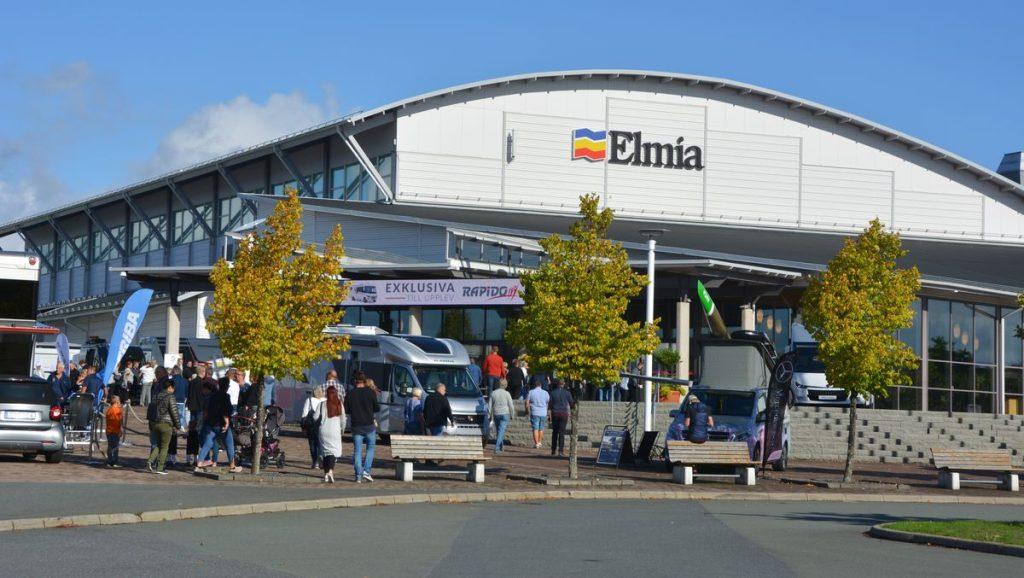 Elmia Husvagn husbil 2018