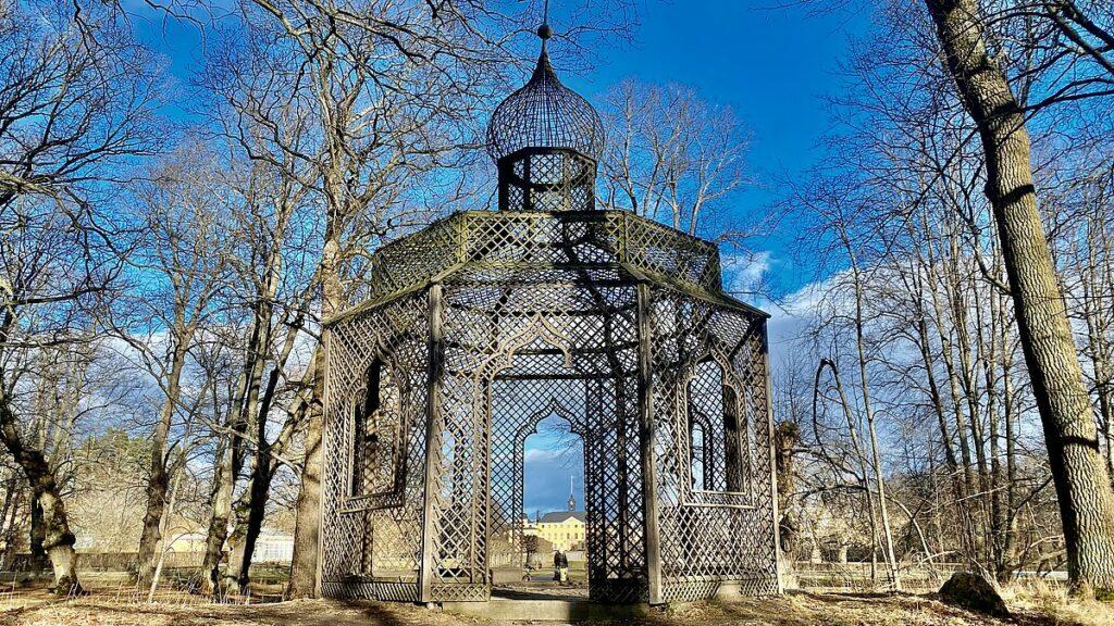 Engelska parken vid Ulriksdals slott