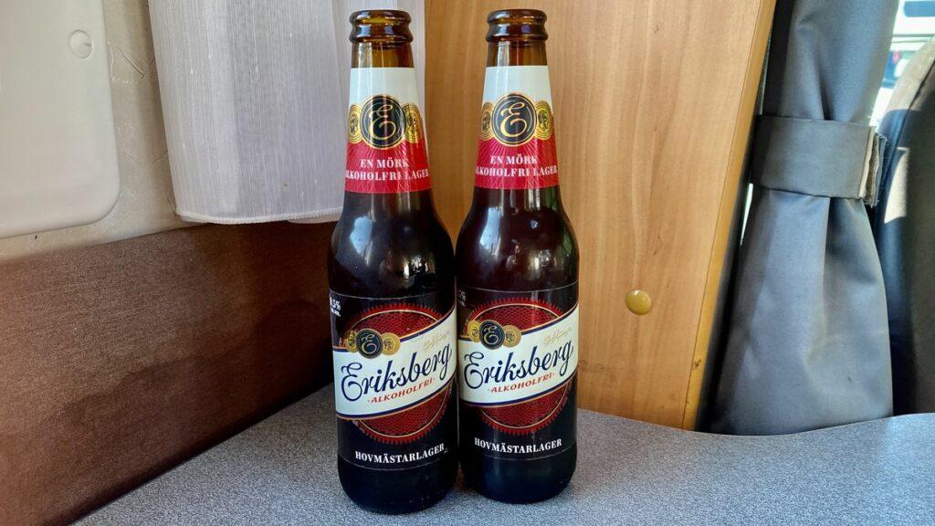 Alkoholfri öl test - Eriksberg hovmästarlager