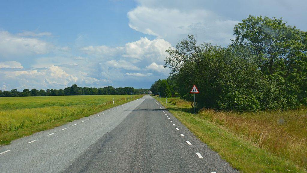 Vägar - med husbil i Estland