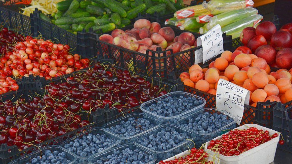 Marknad i Estland