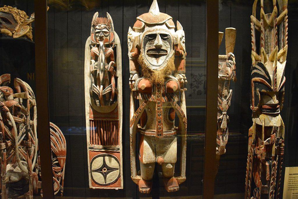 Etnografiska museet i Stockholm