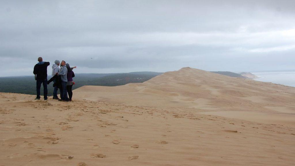 Europas största sanddyn