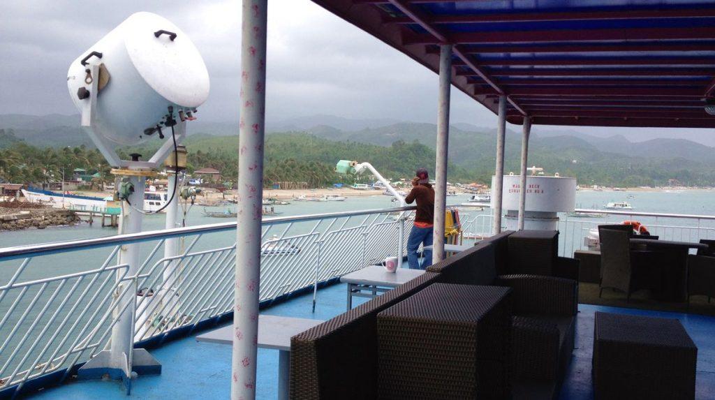 Färja Filippinerna