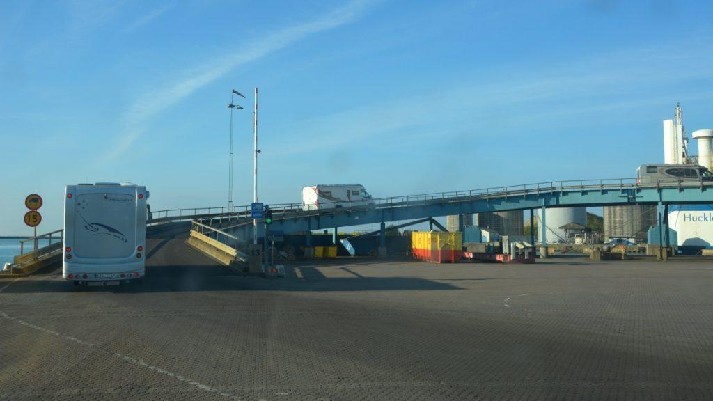 Färja Trelleborg - Rostock