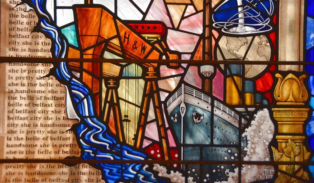 Fönster Belfast