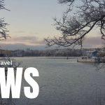 Ny flygplats – och nyårsfirande för hundar