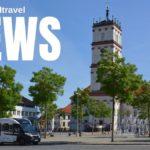 Nya ställplatser, cykelleder och gränser som öppnas
