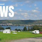 Uppåt för husvagnar och slopade roamingavgifter