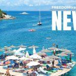 Julresor, Albanien och resenärernas roligaste frågor