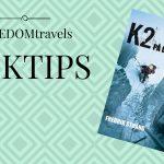 Boktips: K2 på liv och död av Fredrik Sträng