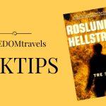 Boktips: Tre sekunder av Roslund & Hellström