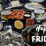 Ostron till middag – och andra festligheter