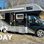 Dags för en ny husbilsresa – vi rullar söderut
