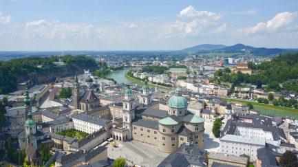 Fakta om Salzburg