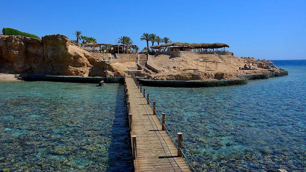Stränder i Sharm el Sheikh - El Fanar