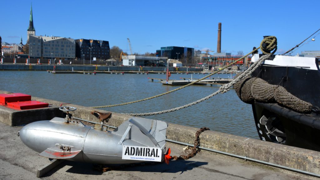 I Tallinns hamn