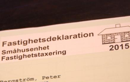 Fastighetsdeklaration