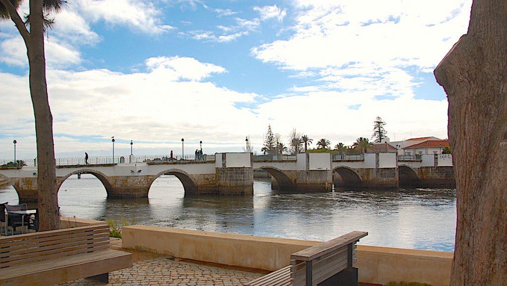 Moriska bron, Tavira