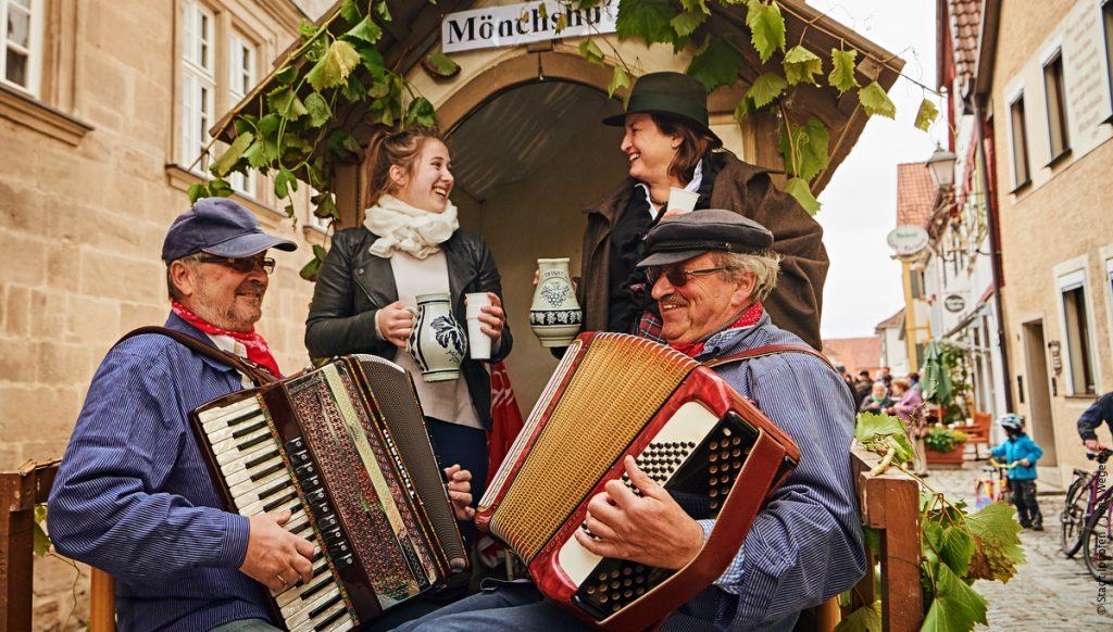 Festivaler i Tyskland - vinfester