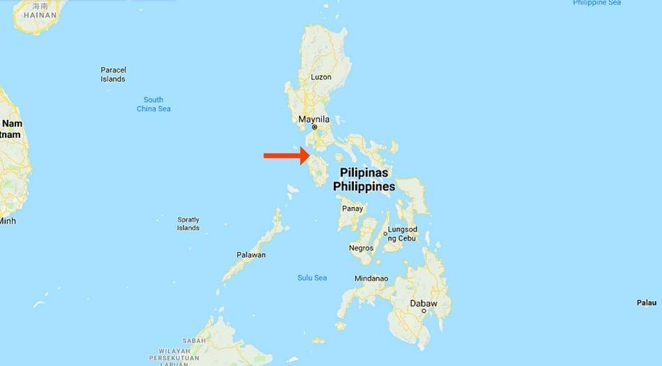 Filippinerna, Mindoro-Puerto Galera