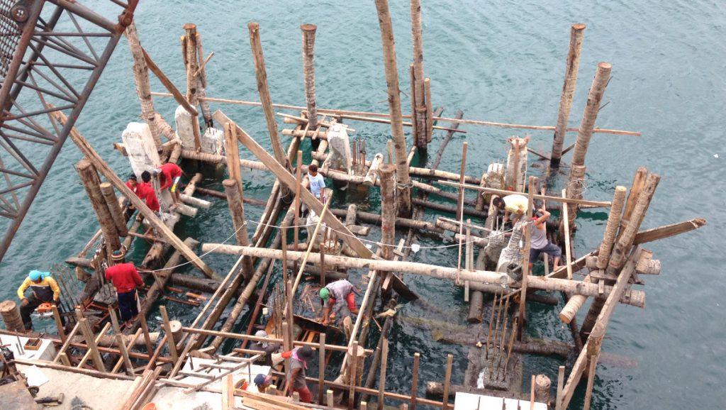 Filippinerna bygge