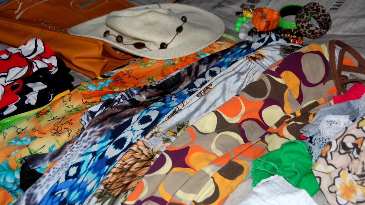 Filippinerna packning