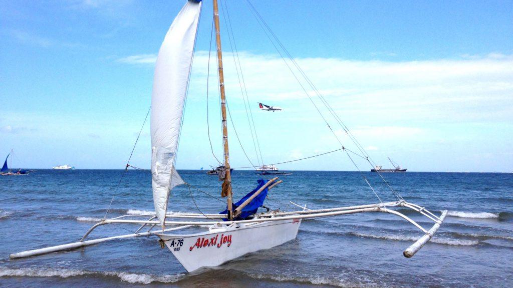 Filippinsk båt