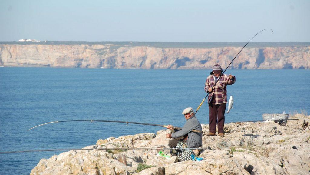 Två andra fiskare