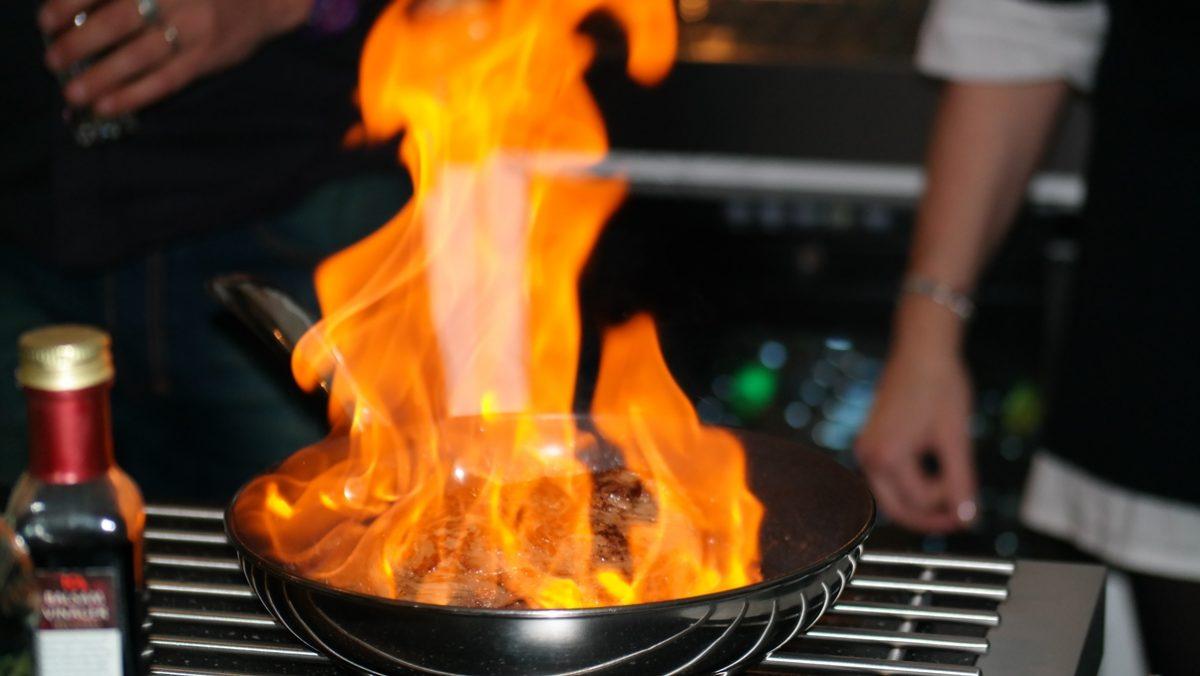 Flambering