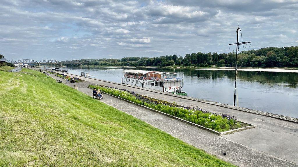 floden i Torun