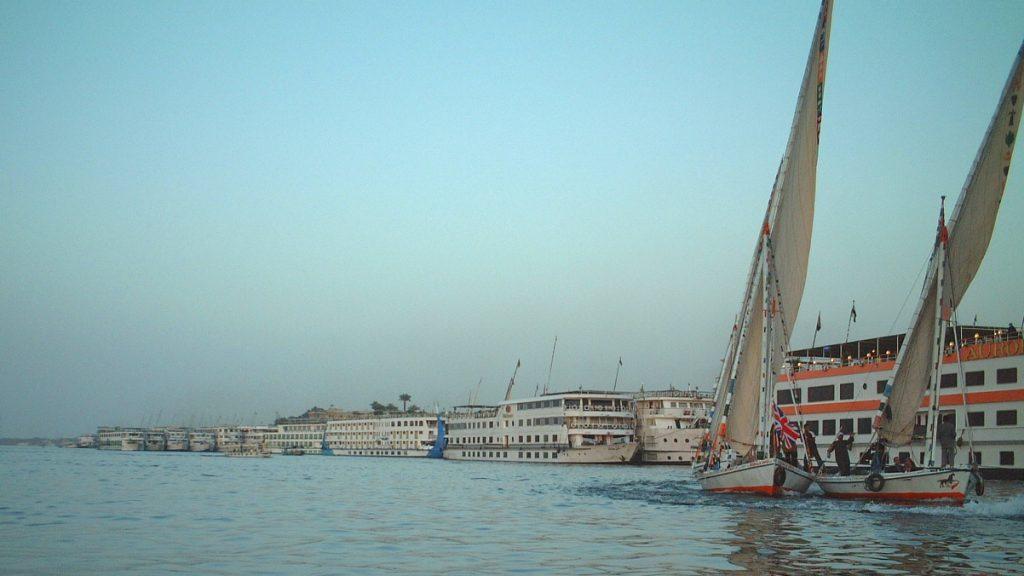 Floden Nilen