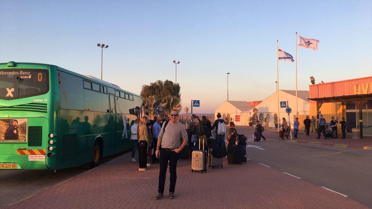 Flygbuss Eilat