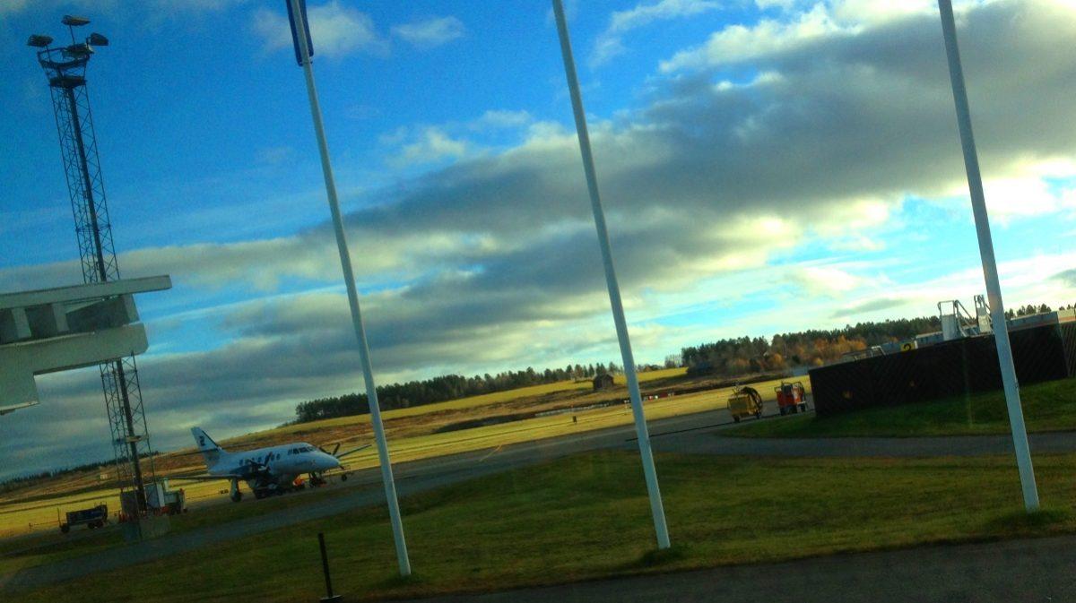 Flygplats Östersund