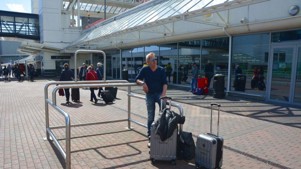 Flygplats Dublin
