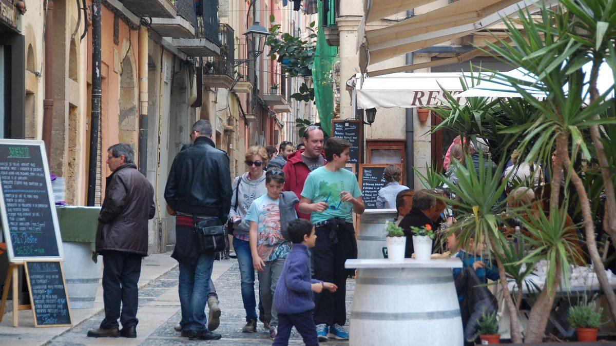 Folkliv i Tarragona