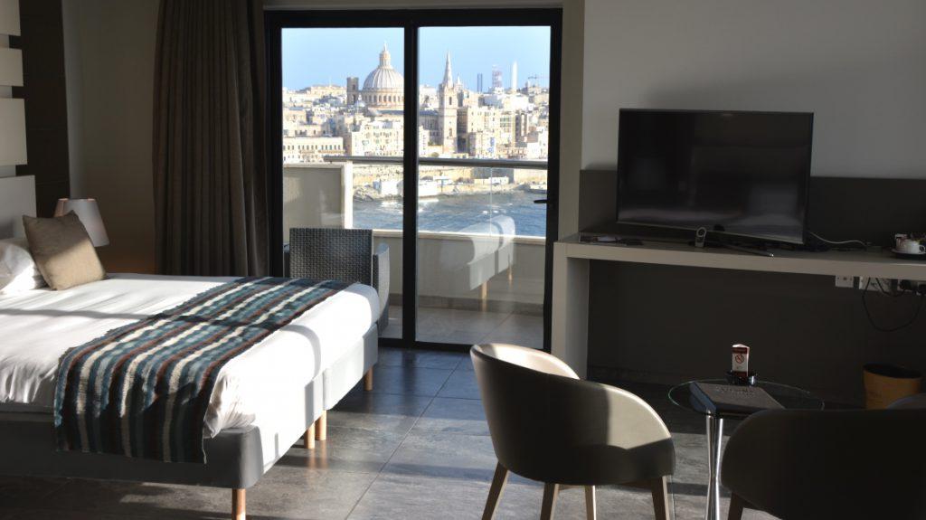 Fortina hotell i Sliema
