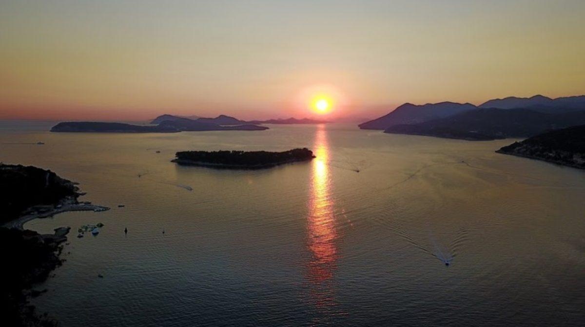 Utsikt Dubrovnik