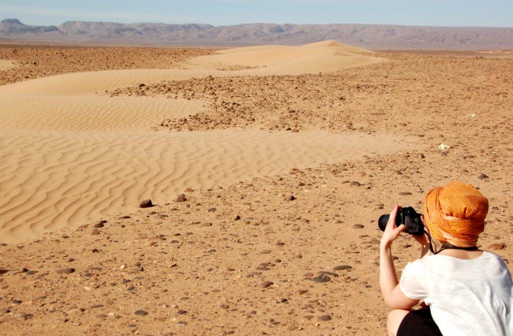 Fotografering Marocko