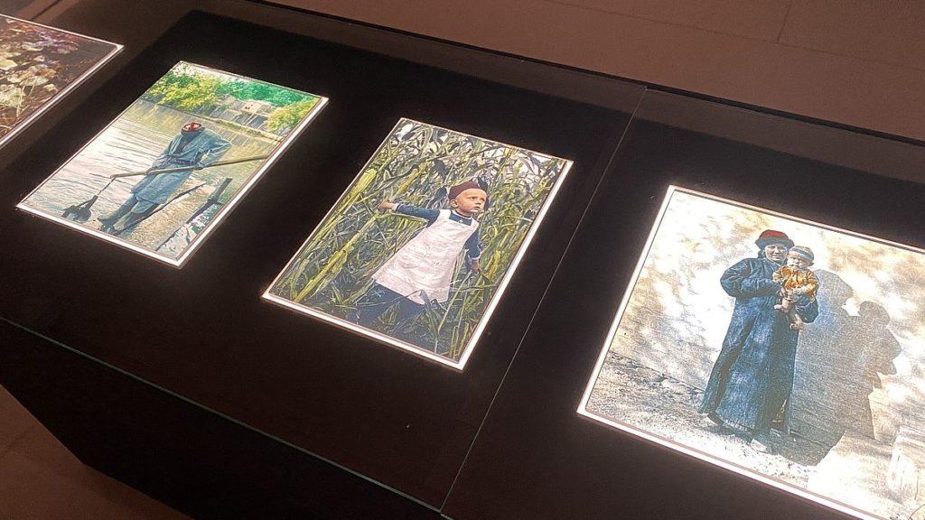 A way away på Etnografiska museet i Stockholm