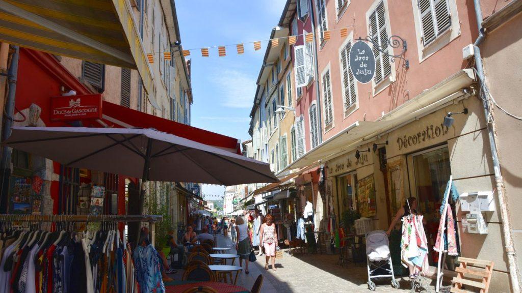 Frankrike Saint Maxime Sainte La Baume