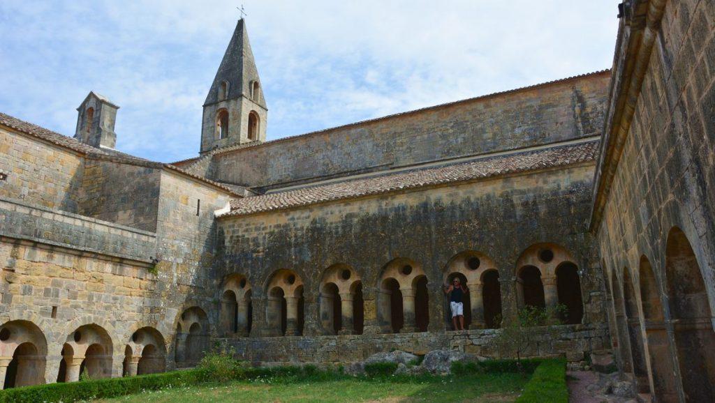 Thoronetklostret i Frankrike