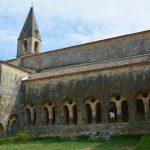 Thoronetklostret i Provence – och en svensk kräftmåltid
